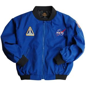 NASA MA-1 Flight Jacket | Alpha Industries