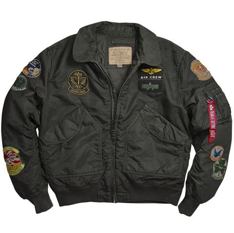 89d2c1e9168 Cwu Pilot Jacket Alpha Industries - The Best Pilot