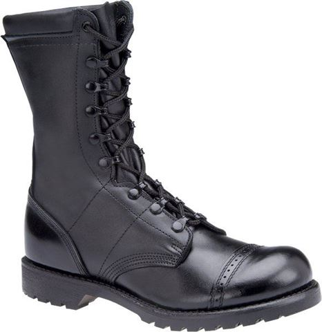 "Picture of CORCORAN 1525 MENS 10"" FIELD BOOTS LEATHER BLACK"