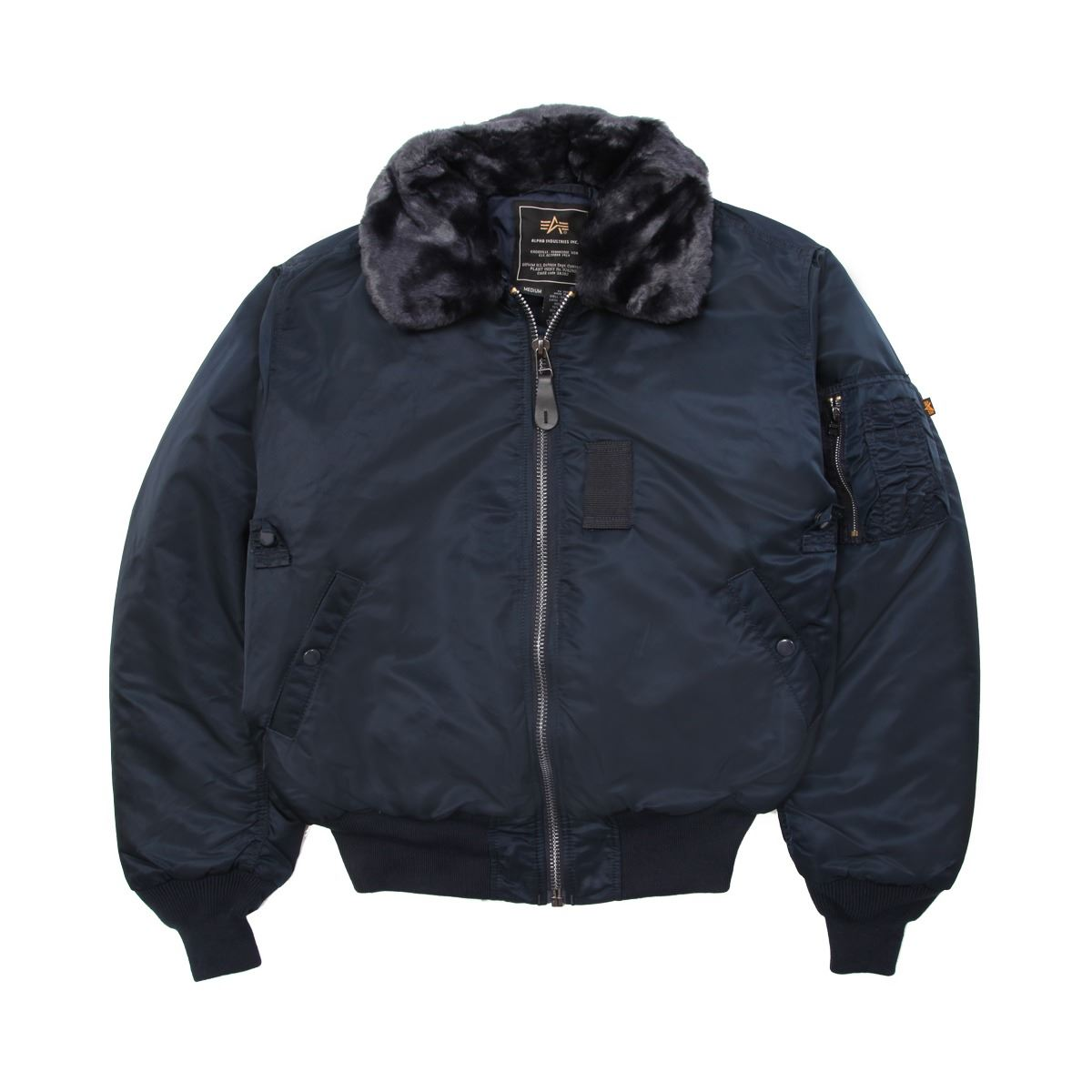 Fine Jacket Inc. B-15 Flight Jacket | Alpha Industries