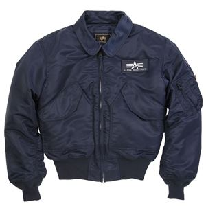 Picture of CWU 45/P Flight Jacket Replica Blue