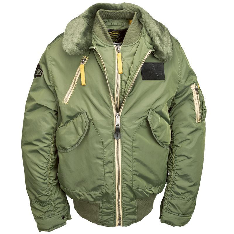 Fine Jacket Inc. B-15 Air Frame Flight Jacket | Men's Flight ...