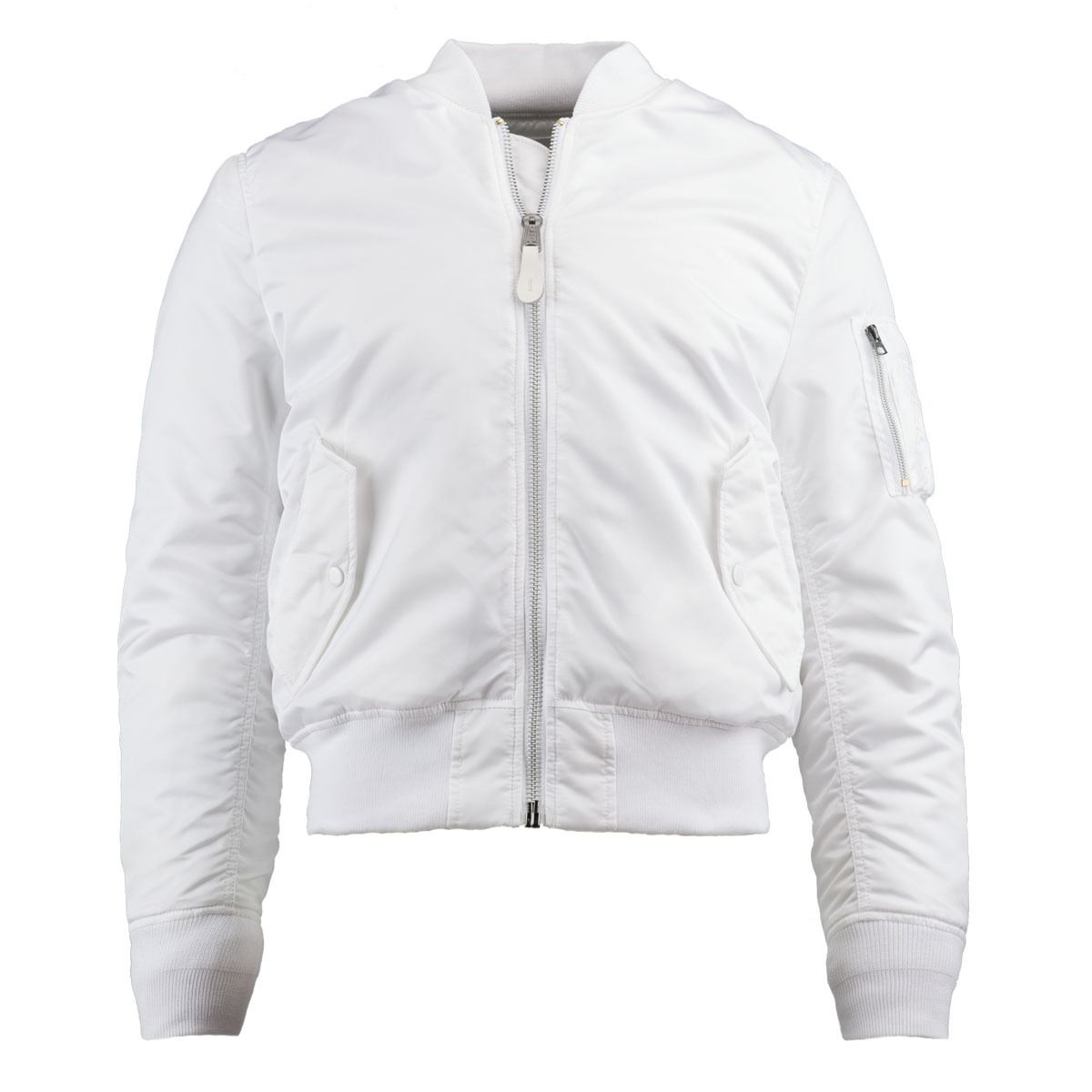 Fine Jacket Inc. Alpha Industries MA-1 Flight Jacket : Men's ...