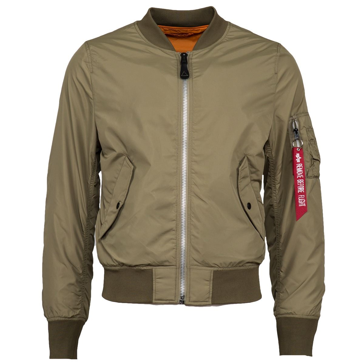 Fine Jacket Inc. L-2B CTN Flight Jacket | Alpha Industries