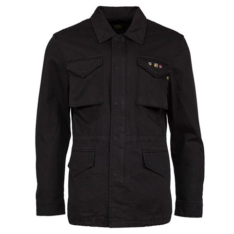 Picture of Alpha Industries Revival Light Weight Field Coat Black