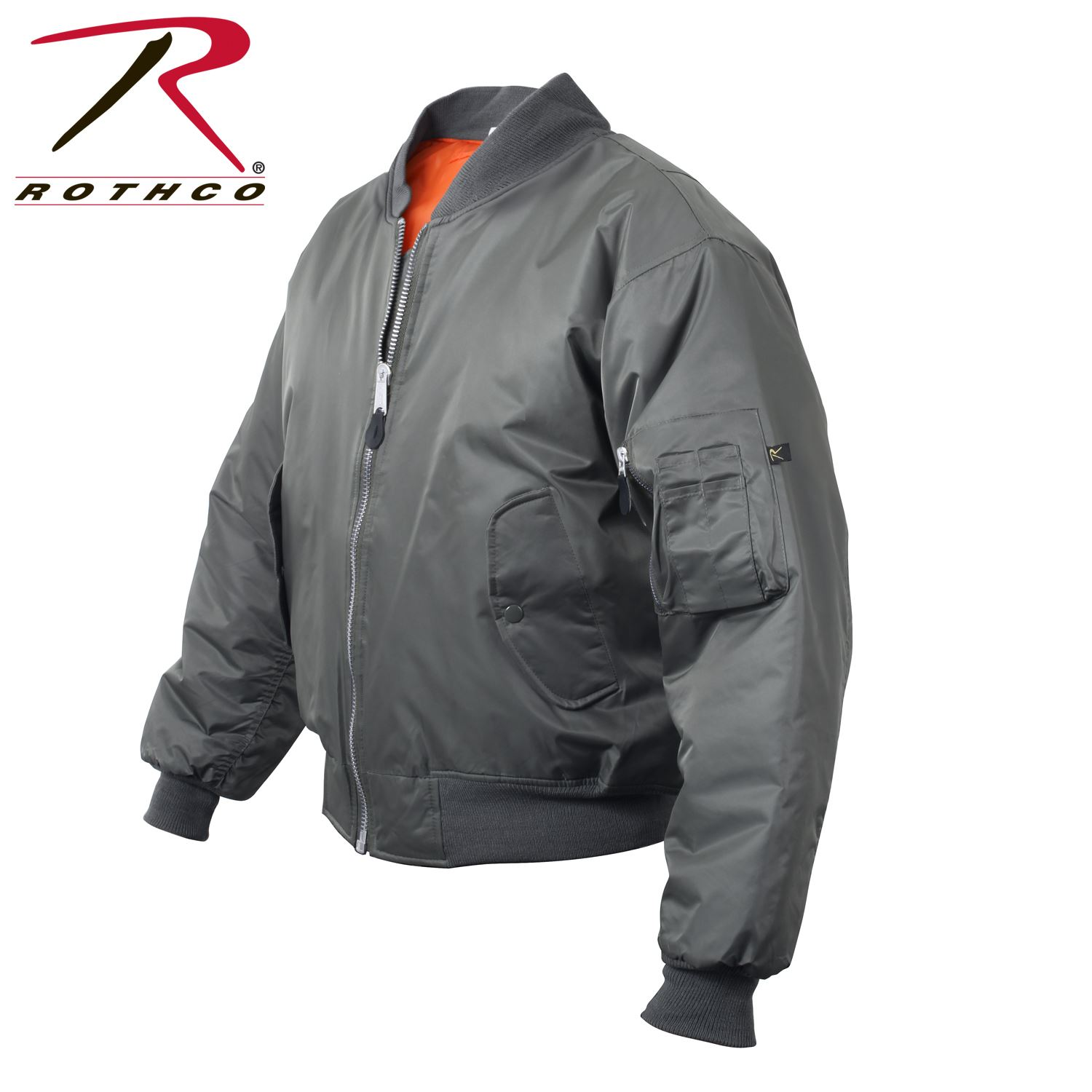 Fine Jacket Inc. Rothco MA-1 Flight Jacket