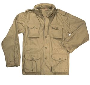 Picture of ROTHCO VINTAGE LIGHTWEIGHT M-65 JACKET KHAKI
