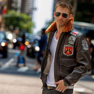 Picture for category Cockpit  USA Leather Jacket