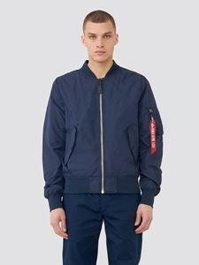 Picture of Alpha Industries L-2B Scout Light Weight Flight Jacket Replica Blue